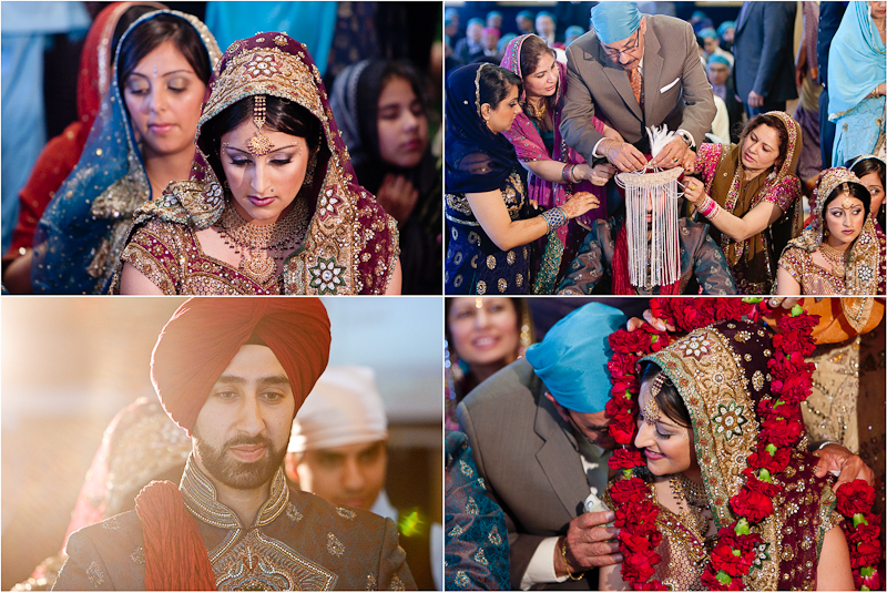 Sikh Wedding Ceremonies